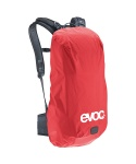 에복(EVOC) EVOC RAINCOVER SLEEVE_red_M