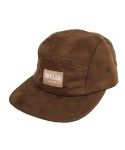 Chocolate Suede 5 Panel Cap
