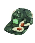 스컬스(SKULLS) Avocado Life 5 Panel Cap