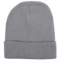 "Superior Cotton Knit Beanie 12"" (Gray)"