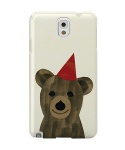 Happy Bear for Galaxy Note 3[Yeonzoo]