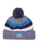 CORNICE BEANIE HEATHER GRAY