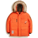 HEAVY DUTY PARKA (ORANGE)