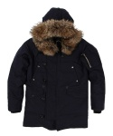 TM N3B DOWN PARKA NAVY