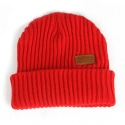 UHG 76 basic knit beanie_red(남여공용)