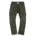 UTP 13 camo quilting pants_khaki(남여공용)