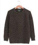 Dark-brown Knit