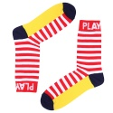 2013(SS) PLAY ON LONG SOCKS (red)