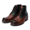 SP Zapatos-Brown Black