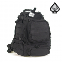 Discovery Operation Tactical Backpack (Black) - 스페이버 디스커버리 오퍼레이션 2일용 택티컬 백팩 (블랙)