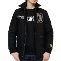 BAAL SCARFACE TONY MONTANA WOOL CAR COAT
