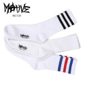 MOTIVE OLD SKATE HI-TOP COLOR SOCKS 2PAIR
