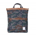 Gray Camouflage Medium Bag