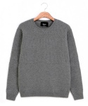 Sailor Pullover gray(100% wool)