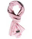 NAVAL STRIPE STOLE RED