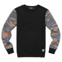Bundes Camo Napping T(BLACK)