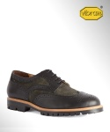 컬러콜라(COLOR COLLA) WING TIP CAMO BLUCHER