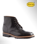 컬러콜라(COLOR COLLA) MONTANAG BLOCK U TIP BOOTS