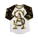 SOUL ASSASSINS CAMO RAGLAN