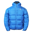 THE NORTHFACE B REVERSIBLE DOWN MOONDOGGY JACKET Jake Blue A21LBlue