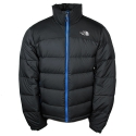 THE NORTHFACE M NUPTSE 2 JACKET Asphalt Grey/Jake Blue AUFDGrey