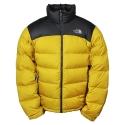 노스페이스 눕시 자켓 (M Nuptse jacket WY1 - Leopard/ Grey) AUFD
