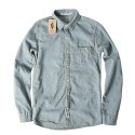 basic denim shirt2(light blue)