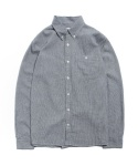 STRIPE SHIRT [NAVY]
