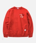 CREWNECK SWEAT SHIRTS 7s RED