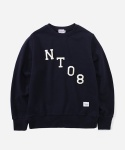 CREWNECK SWEAT SHIRTS NT08 NAVY