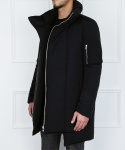 Raven Padding Coat