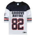 그루브라임 2014 SUPER BOWL LOOSE FIT(WHITE)