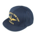 UHG 34 goldwing snapback_navy(남여공용)