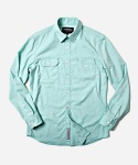 OVERLAP WORK SHIRT _ MINT