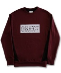 N14FWT05 - print sweat shirt