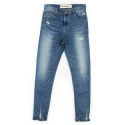 UTD 07 talon demage washing denim