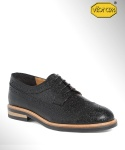 컬러콜라(COLOR COLLA) FRINGE WING TIP BLUCHER