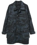 OVERSIZE FIELD JACKET NAVY