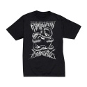 플라잉 커핀(FLYING COFFIN) FLYING COFFIN X THE HUNDREDS TEE