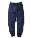 Stacy Rib Cargo Pants Navy