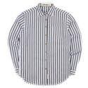 UMR 51 vertical stripe shirts_grey(남여공용)