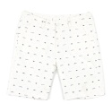 UTP 35 untage fishing bermuda shorts_off white