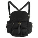 UTB 01 vintage strap backpack_black(남여공용)