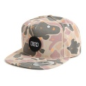 CAMO PAISELY SNAPBACK (BEIGE)