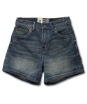 위에스씨(WESC) (E1)Amia(ladies shorts.Used rins)