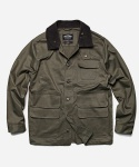 HUNTING SAFARY JACKET _ KHAKI