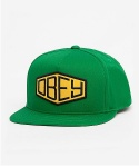 LENINGRAD SNAPBACK KELLY GREEN
