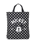 WHITE BLANK GO MICKEY SHOULDER BAG(DOT)