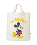 화이트블랭크레이블 WHITE BLANK GO MICKEY SHOULDER BAG(WHITE)