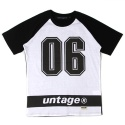 UNT 05 number naglan t-shirts_white(남여공용)
